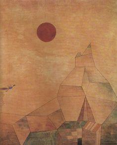 PAUL KLEE MÄRCHEN Kunstdruck Farbdruck Art Print aus den 50er Jahren | eBay