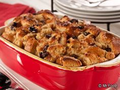 Georgia Bread Pudding - This make-ahead dessert recipe is perfect for entertaining, and its classic southern taste will have you beggin' for more.