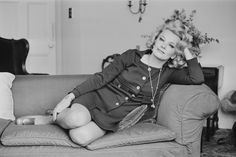 Gena Rowlands, Classic Hollywood, Artist At Work, Old School, My Girl, Spotlight, Photography, Portraits, Artists