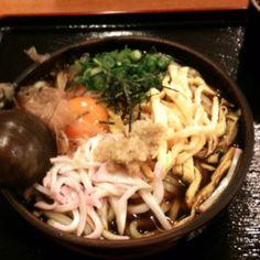 Atu Bukkake Noodles