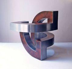 "Saatchi Art Artist Nikolaus Weiler; Sculpture, ""surround_2 positions"" #art"