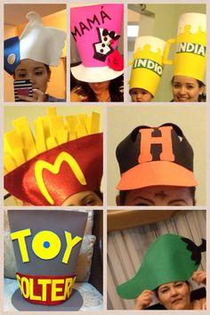 Sombreros locos                                                                                                                                                                                 More