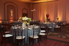 Hyatt Riverfront Ballroom in St Louis by Beautiful Mess Photo