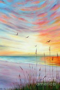 St. Pete Beach Sunset by Gabriela Valencia