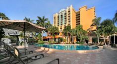 Embassy Suites by Hilton Fort Lauderdale - 17th Street Fort Lauderdale This Fort Lauderdale, Florida hotel provides a free transfer service to the beach, which is 5 minutes' drive away. Features include an outdoor pool, on-site restaurant, and bar.