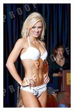 Miss Oregon USA fitness comp.