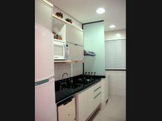 Ambientes pequenos: como aproveitar espaço na cozinha - Dicas - Casa GNT