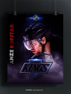 King Design, Los Angeles Kings, Montreal Canadiens, New Pictures, Nhl, Sports, Movie Posters, Excercise, Sport