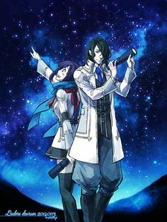 Hades & Yui