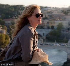 Julia Roberts - Eat, Pray, Love