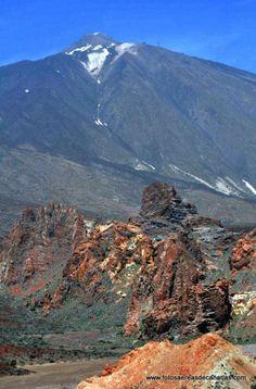 Volcán Teide, Tenerife. España.