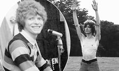 PICTURED: David Bowie's former lover Mary lifts lid on singer