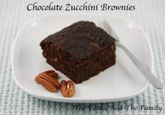chocolate zucchini brownies (grain-free, dairy-free, gluten-free)