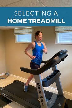 While it is a luxury, a home treadmill is a benefical training tool for many runners. These are factors to consider when picking the best home treadmill! Home Treadmill, Treadmill Workouts, Running On Treadmill, Running Workouts, Running Training, Running Tips, Running Shoes, Running Form, Running Injuries