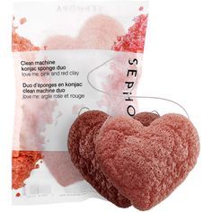 Brand: SEPHORA COLLECTION Clean Machine Konjac Sponge Type: facial cleanser