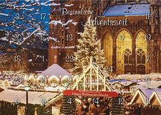 Adventskalender Ulm Nr. 003