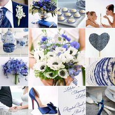 decoração de casamento azul provençal - Pesquisa Google