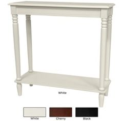 Shop for Handmade Wood 31-inch Classic Design Console Table (China). Get free delivery at Overstock.com - Your Online Furniture Destination! Get 5% in rewards with Club O! - 13950736