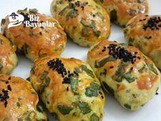 Ispanaklı Poğaça Tarifi Bizbayanlar.com  #Ispanak, #KabartmaTozu, #Margarin, #Mayonez, #SıvıYağ, #Tuz, #Un, #Yogurt,#PoğaçaTarifleri http://bizbayanlar.com/yemek-tarifleri/hamurisi-tarifleri/pogaca-tarifleri/ispanakli-pogaca-tarifi/