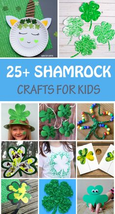 102 Best St Patrick S Day Kids Images In 2019 Preschool St
