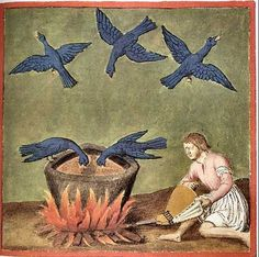Alchemical Emblems, Occult Diagrams, and Memory Arts: Medieval Alchemy - Aurora Consurgens