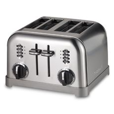 Cuisinart® Metal Classic 4-Slice Toaster - Bed Bath & Beyond