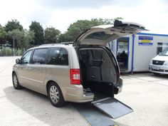 Wheelchair Accessible Vehicles more bespoke than you think...