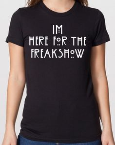 I'm Here For The Freak Show- American Horror Story is coming back soon!!!
