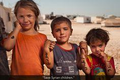 SYRIAN REFUGEE CRISIS : Photo