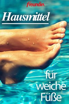 DIY-Pediküre: Diese Hausmittel zaubern babyweiche Füße Who would have thought that baking soda, vinegar or milk would be perfect for a pedicure? Here are the best DIY recipes for tender feet Castor Oil For Hair, Black Castor Oil, Wild Growth Hair Oil, Hair Growth, Diy Beauty, Beauty Hacks, Skin Dermatologist, Acne Rosacea, Soft Feet
