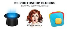 25 Photoshop Plugins That Will Blow Your Mind