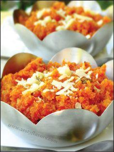 Gajar ka halwa for Diwali