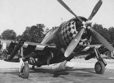353rd Fighter Group P-47D-22. Much love to the Jug!!