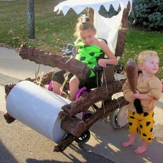 TONS of creative halloween costumes for children with wheelchairs