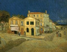 Van Gogh - Yellow House