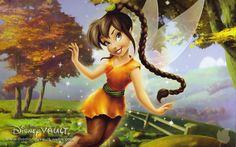 Disney Fairy Fawn