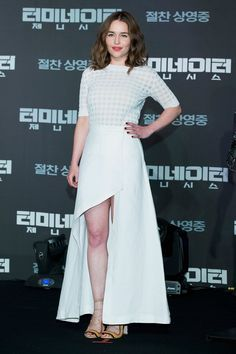 Pin for Later: 20 Sizzling Emilia Clarke Moments That Show Why She's the Sexiest Woman Alive