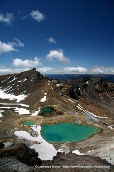 Top 5 Eco Activities in Tongariro National Park, New Zealand