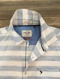 Men shirt detail casual citrus #menssmartshirts