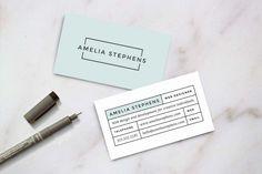 Modern Business Card Template2