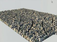 Creating a Low Poly City