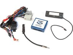 PAC MS-FRD1 Factory Integration Adapter Connect a new car stereo and retain the SYNC® system and rear seat entertainment for select 2008-up Ford, Lincoln, and Mercury vehicles