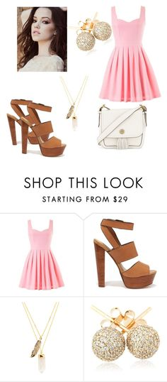 """""""Picnic in the Park"""" by chloetheboss ❤ liked on Polyvore featuring beauty, Steve Madden, Privileged, Loushelou and Tory Burch"""