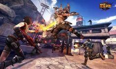 E' stato annunciato il gioco Borderlands Online