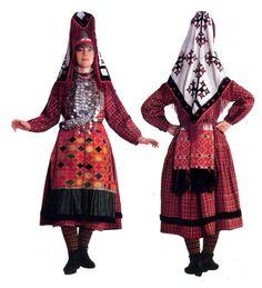 удмуртский костюм фото | Фотоархив