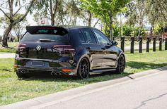 Golf R with Volkswagen Golf R, Volkswagen Karmann Ghia, Golf Gtd, Gti Mk7, Fast Sports Cars, New Bmw, Vw Cars, Supercar, Slammed