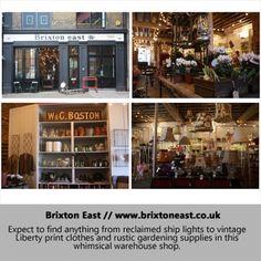 London Spotlight: Brixton Top 10, Brixton East