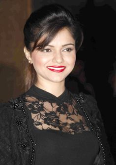 Rubina Dilaik is an Indian television actress. She was born on August 29, 1987 in Shimla, India. She did her schooling at the Shimla Public School and later at the St. Bedes, Shimla. In 2006 she won two local beauty pageants and also was crowned as Miss Shimla.
