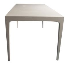 Lacquered Parsons Dining Table by York Street Studio - Dering Hall