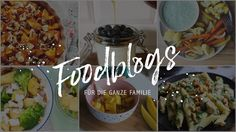 Food Blogs für Famil